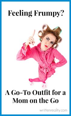 Check out this quick SAHM solution to spring up your own Mommy uniform from frumpy to fabulous! #Spring essentials for your closet
