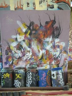 Graff, Bruxelles-Anderlecht Tsunami - http://tsunamigraffiti.net/
