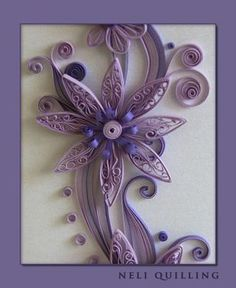 *EASTER ~ Quilling