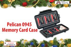 Atlas Industrial Supply is your one-stop shop for industrial tools and products, such as our Pelican 0945 Memory Card Case an useful and durable gift for this Christmas!!!