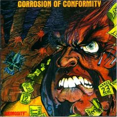 "CORROSION OF CONFORMITY's ""Animosity"" released by Metal Blade Records  http://smile.amazon.com/dp/B000001C88/ref=cm_sw_r_pi_dp_P24Hub1PYSSPA"