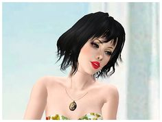 Fanny Sim model by Mich-Utopia - Sims 3 Downloads CC Caboodle