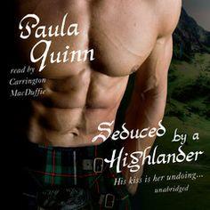 Audiobook Seduced by a Highlander by Paula Quinn