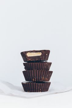 Nut Butter Choco Cups