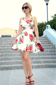 50´s Style - A vintage summer