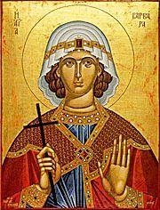 St. Barbara --