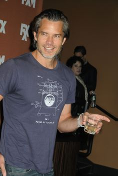 Timothy Olyphant Photo - Celebs at the FX Upfront Bowling Event
