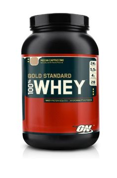 Optimum Nutrition 100 Whey Gold Standard Mocha Cappuccino 2Lb Protein -- Click image to review more details.