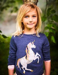Girls Fairytale Sequin T-shirt            #girlsfashion #affiliate