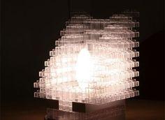 Znalezione obrazy dla zapytania lampa plastikowa design