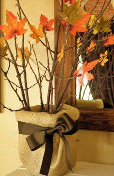 Shabby Love: Touches of Fall
