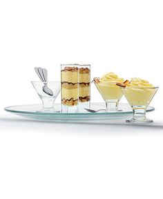 The Cellar Glassware 18 Piece Mini Dessert Set 81892 Desserts With Chocolate Chips, Healthy Chocolate, Mini Desserts, Quick Cookies, Mini Cookies, Dessert Dishes, Dessert Bars, Dessert Table Birthday, Quick Easy Desserts