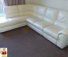 7 tips to maintain your white leather lounge