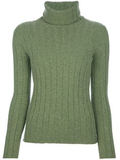 Chanel Vintage Sweatshirt Mit Rollkragen Aus Kaschmir - Rewind Vintage Affairs - Farfetch.com