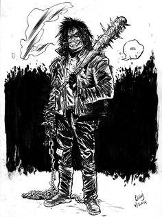Lobo by Daniel Warren Johnson