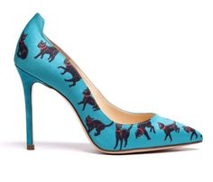 LOVE these cat heels