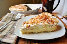 Little B Cooks: Coconut Cream Pie (to use with GF crust)