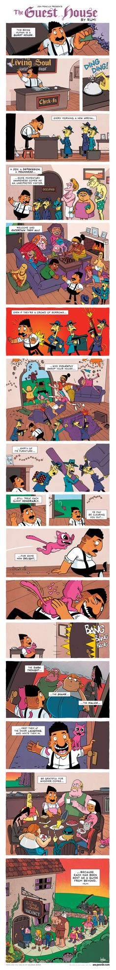 Zen Pencils -  by Gavin Aung Than March 28, 2016
