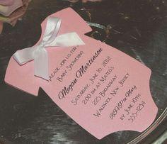 Onsie Baby Shower Invitation.jpg | Baby Shower Invitations ...