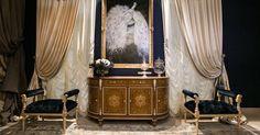 Arte Arredo – купить мебель итальянской фабрики Arte Arredo из Италии по низким ценам в PALISSANDRE.ru Italian Home, Curtains, Home Decor, Romantic, Art, Insulated Curtains, Homemade Home Decor, Blinds, Romance Movies