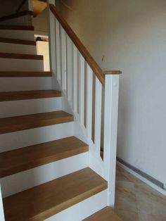 3d Living Room, Staircase Remodel, Grey Kitchen Cabinets, Attic Bathroom, Stairways, Condo, Entryway, Rustic, Storage