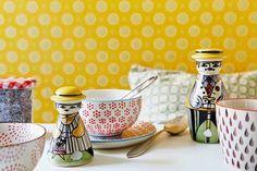 Yellow house on the beach Interior Stylist, Interior Design, Yellow Houses, Ceramic Clay, Event Planning, Bedroom Decor, Ceramics, Tableware, Stockholm