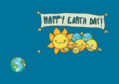earth planets solar system space cute