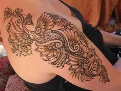 Phoenix by Henna Crone