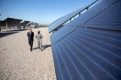 Solar Program to Train U.S. Troops for Civilian Careers #MilitaryTransition