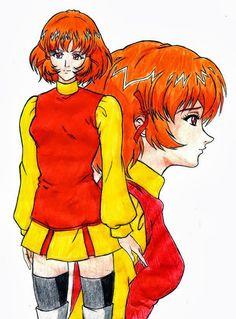 FAN ART: Ilustración de MINA de Castlevania [Diseño de Personaje] por PASCUAL | PASCUAL: Mis Dibujos de Anime Manga