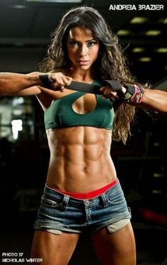 Top 50 Female Fitness Motivation Pictures & Quotes