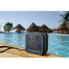 Look what I found at UncommonGoods: bluetooth splash speaker... for $70 #uncommongoods