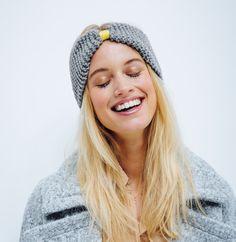 Modèle headband gris Partner 6 - Modèles Accessoires - Phildar