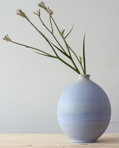 This vessel was sold almost as soon as it came out of the kiln.  I have this photo as a find reminder of one of the most lovely objects I have ever made.  Will miss you.  #tortus #copenhagen #ceramics #ceramic #pottery #keramik #handmade #kinfolk #cerealmag #monocle #elledecor #rumid