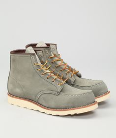 Red Wing - 8139 6-inch Moc Toe