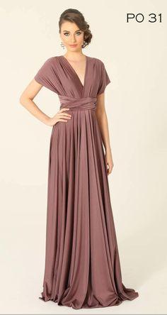 Formal Wrap Dresses