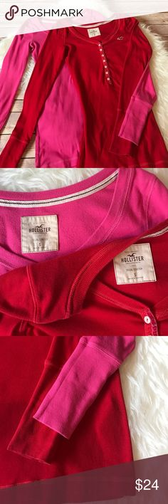 💠2 HOLLISTER TSHIRTS💠 Pre❤️'d in good condition 💕 Tops