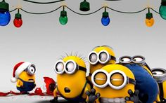 Minions Happy New Year 2014