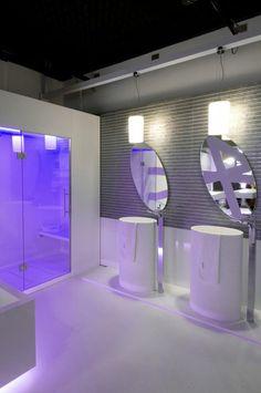 #himacs #bathroom vanity units