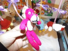 Pantera rosa móvil