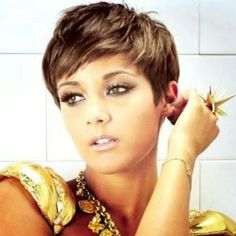 60 Awesome Pixie Haircut For Thick Hair 48