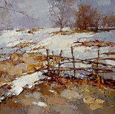 ☼ Painterly Landscape Escape ☼ landscape painting by Alexi Zaitsev Winter Landscape, Landscape Art, Landscape Paintings, Painting Snow, Winter Painting, Painting Abstract, Great Paintings, Beautiful Paintings, Russian Painting
