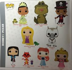 We are in New York City for Toy Fair and got to stop by the Funko booth yesterday. In their new 2015 catalog, Funko previewed the concept artwork for the upcoming Disney Pop! Vinyls. Below is a look at the concept artwork for Princess Tiana and Naveen, Louis the Alligator, Dr. Facilier, Rapunzel & Pascal, […]