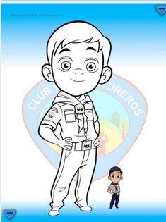 Conquistador, Boy Scouts, Paper Art, Anime, Club, Adventure, Education, Boys, Fictional Characters