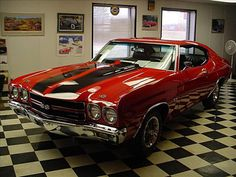 69 Chevelle SS 454 baby