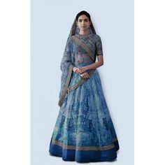 Stylish Attire Lehenga Choli - 235 Blouse Lehenga, Silk Lehenga, Sari, Tie Dye Skirt, Bollywood, Stylish, Skirts, Clothes, Beautiful