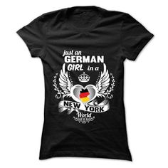 Living in NEW-YORK with German roots