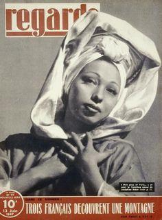 Regards: Josephine Baker