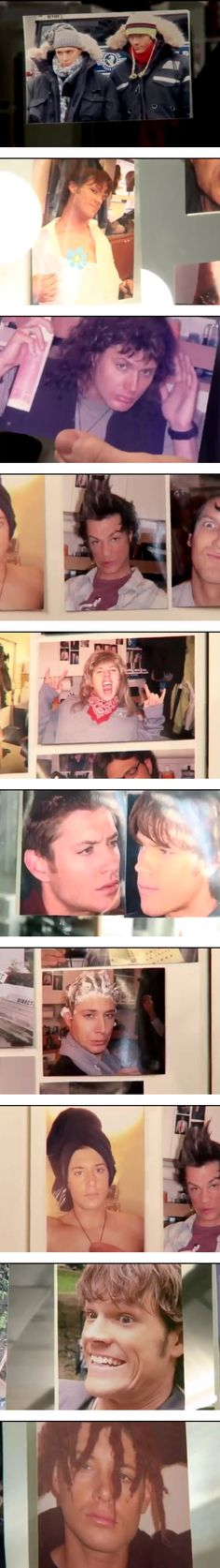 The pictures in J2's trailers