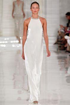 Ralph Lauren - Spring Fashion Week 2012